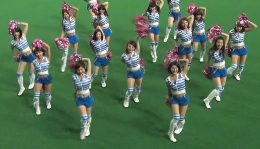 日本ハムファイターズのチアガール